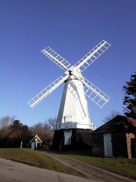Windmill on Red House Common