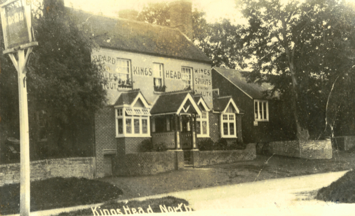 The Kings Head, North Chailey